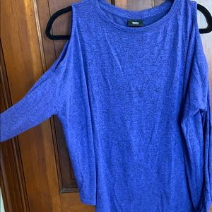 Cold shoulder Target long sleeve!